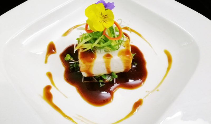Recipes - Asian Style Poached Alaskan Black Cod