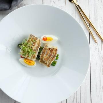 Fried Alaska Yellowfin Sole in Nice Style